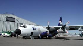 NSF/NCAR C-130 aircraft