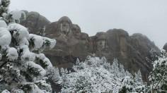 rushmore snow