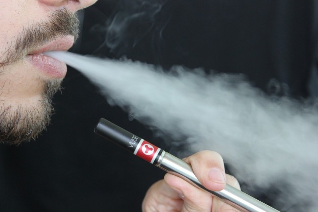 Vaping Not Worth Potential Heart Risk, Researchers Say