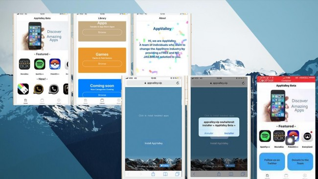 How to Get Tweaked Apps using AppValley on iOS