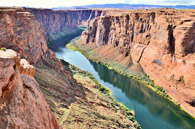 Drying Up of Colorado River Linked to Climate Change