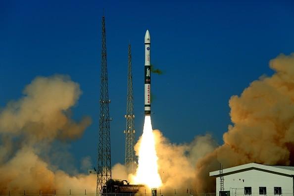 A Kuaizhou-1A carrier rocket